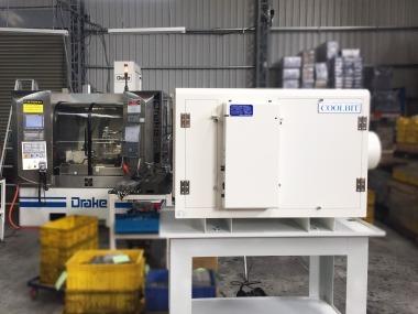 刺針方陣靜電處理機,靜電式油霧回收機