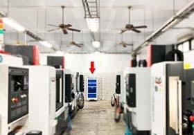 霧峰農工 CNC車銑床教室│空氣淨化、油霧粉塵過濾淨化案例