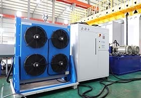 Cooling Machine with OCS(OFF LINE-COOLING-SYSTEM)