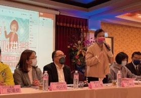 參與經濟部長出席之中小型及微型企業座談會