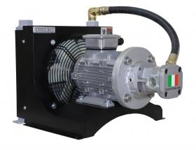 主動恆溫油冷卻機-1噸 OCS-1T
