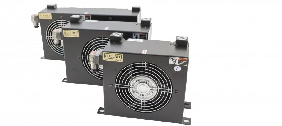 冷卻器(油冷卻器,風冷卻器) - AW/AL 系列