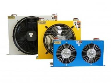 冷卻器(油冷卻器,風冷卻器) - AH 系列