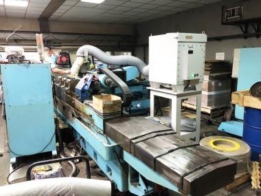 唐榮鐵工廠 磨床使用案例