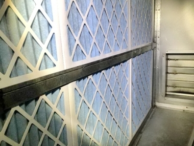 空調室原有HEPA高效濾網