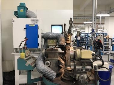 開放式磨床機台 油霧收集改善