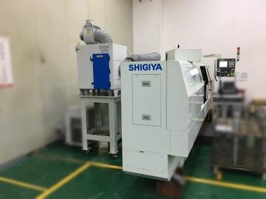 Shigiya 研磨機-油霧去除率佳且安裝輕鬆
