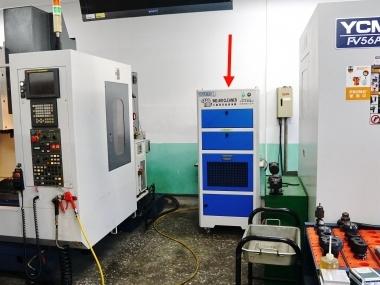 台中高工 實習工場 空氣淨化