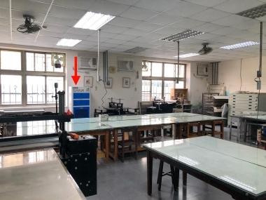 台南應用科技大學 美術系 空氣淨化