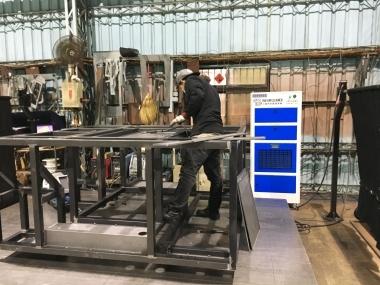 機械板金加工廠 粉塵過濾