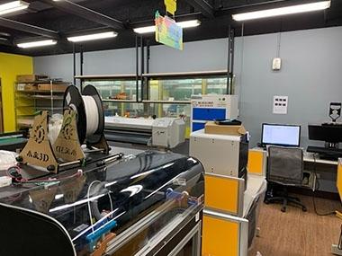 高雄科技大學 3D列印教室 工業空氣汙染 過濾淨化