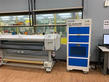 高雄科技大學 3D列印機 空氣淨化過濾