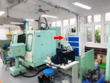 臺北科技大學附屬桃園農工高級中等學校 空氣淨化