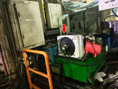 唐榮鐵工廠 減速機潤滑冷卻