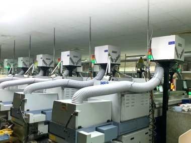 皇亮精密工業使用COC-V-2014 油霧回收機