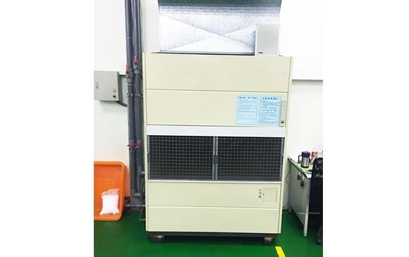 大型空調設備 晉升為油霧回收過濾設備