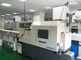 Nomura CNC 車床