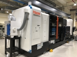 Mazak 5-axis Processing Machine