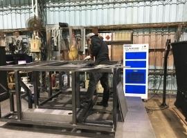 機械鈑金加工廠 粉塵過濾