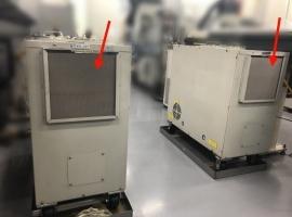 空調油冷卻機-進氣保護-除塵、除油