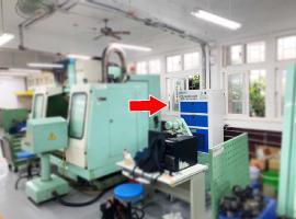 北科附工CNC教室淨化