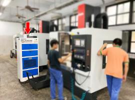 CNC教室空氣淨化過濾