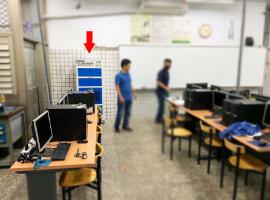 油霧粉塵過濾,保護電腦設備