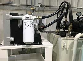 棄水冷改用主動恆溫油冷卻機