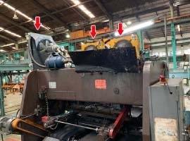 春源鋼鐵 增加OCS-4T冷卻器 提高精度
