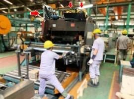增加氣冷式冷卻器 提高鋼鐵裁切精度