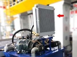 龍門磨床 液壓油冷卻 OCS-4T