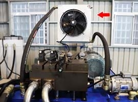 大型龍門磨床散熱系統 OCS-4T