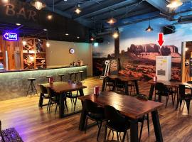 哈雷桃園旗艦店-餐廳淨化空氣案例