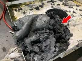 砂輪機金屬研磨粉塵過濾效果佳,大量產能持續使用24小時,不減風量