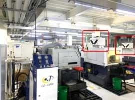 CINCOM、CITIZEN L12 車床全油加工-使用COOLBIT油霧回收機